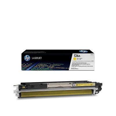HP CE 312A YELLOW-HP 126A