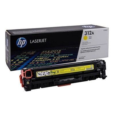 HP CF382A YELLOW-HP 312A