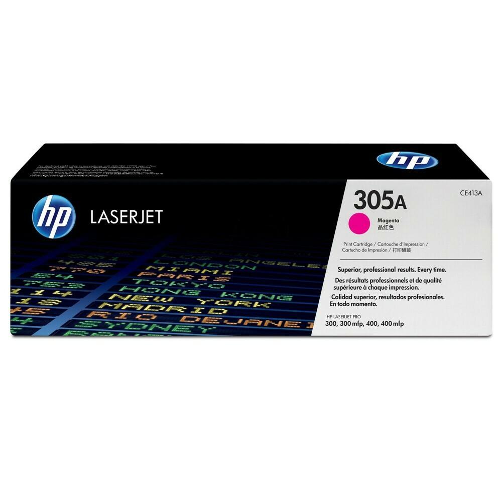 HP CE413A MAGENTA-HP 305A