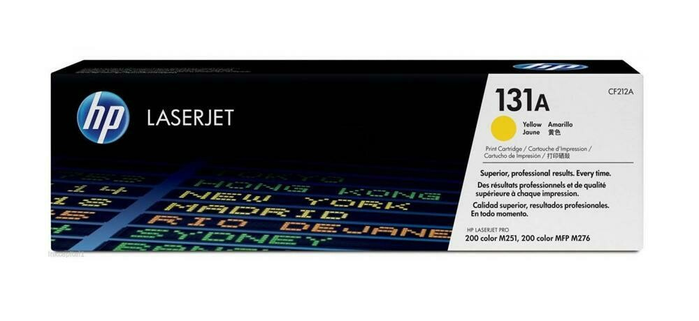 HP CF212A Yellow-HP 131A