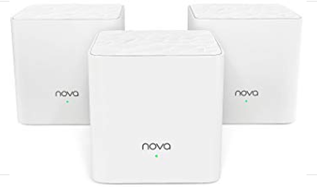 TENDA AC1200 WHOLE HOME MESH WI-FI SYSTEM  MW3(3-PACK)