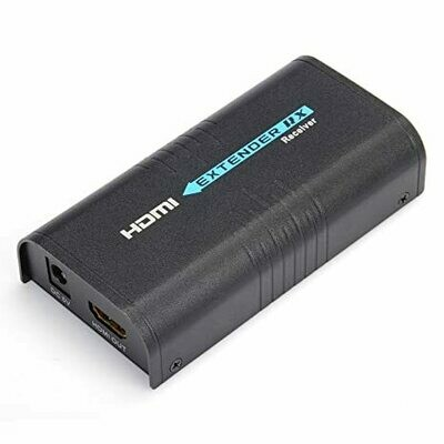 MiraBox HDMI Ethernet Extender 400ft 160m Over TCP/IP 1080P