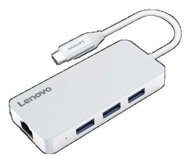 LENOVO USB-C-TO RJ45 ADAPTER C506