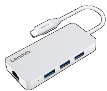 LENOVO USB-C-TO RJ45 ADAPTER C506