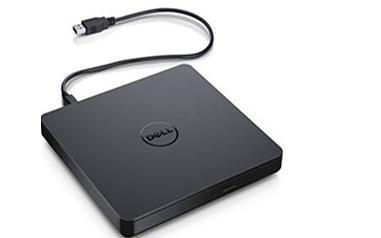 DELL USB SLIM DVD DRIVE DVD +/-RW (DW316)