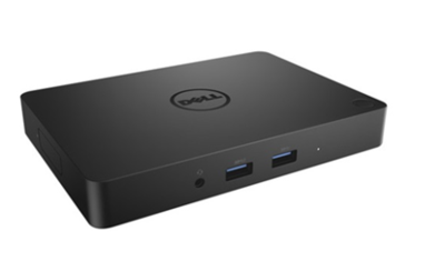 DELL BUSINESS  DOCK WD15 WITH 130W ADAPTER (USB-C)