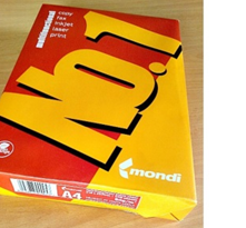 MONDI PAPER PER REAM-Photocopy A4 Paper 80 GSM . 500 Sheets