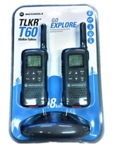 MOTOROLA WALKIE-TALKIS T60 RANGE UP TO 8KM