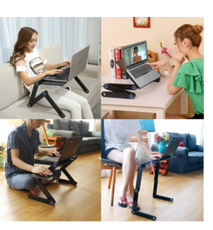 LAPTOP STAND COOLING PAD