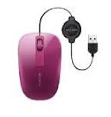 Belkin retractable comfort mouse
