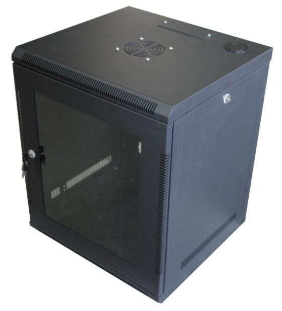 12 U-Networking rack (600*450*12U) Assembled