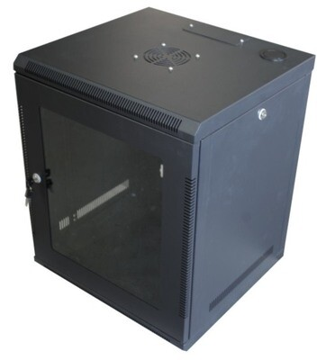 12 U-Networking rack (600*450*12U) Assembled