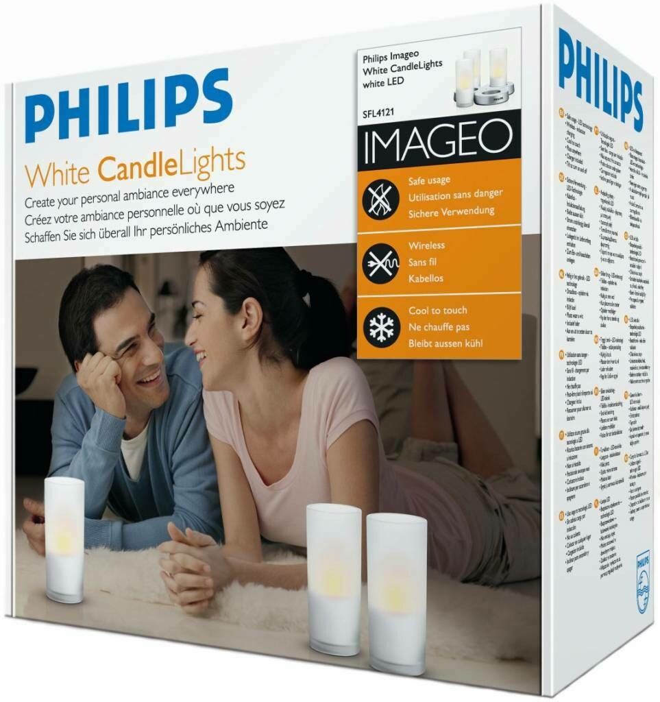 Phillips Candle Light