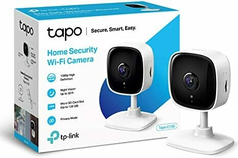 TP-LINK HOME SECURITY WI-FI CAMERA