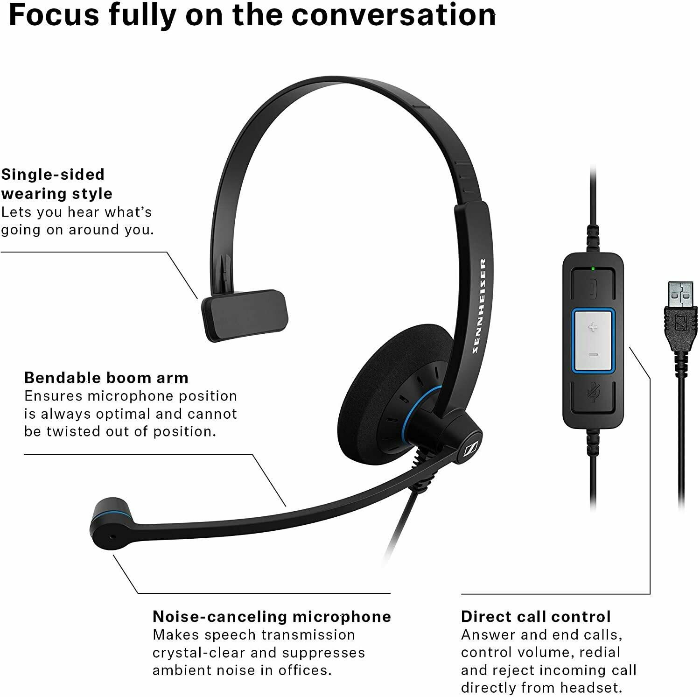 Sennheiser SC 30USB Headset