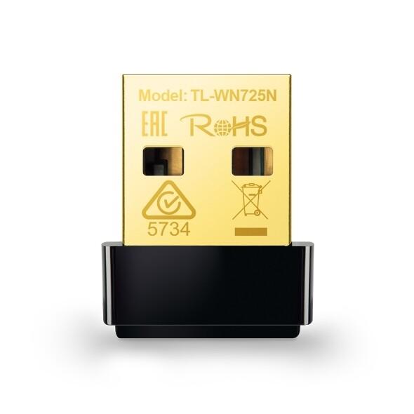 TP LINK USB WIRELESS ADAPTER TL-WN725N
