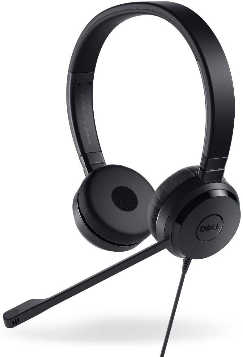 Dell Pro Stereo Headset - UC350 FOR Business