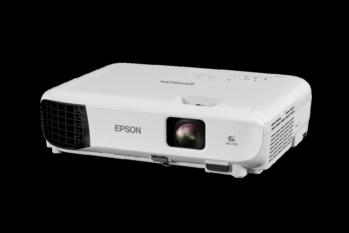 Epson EB-E10 Projector     3600 lumens
