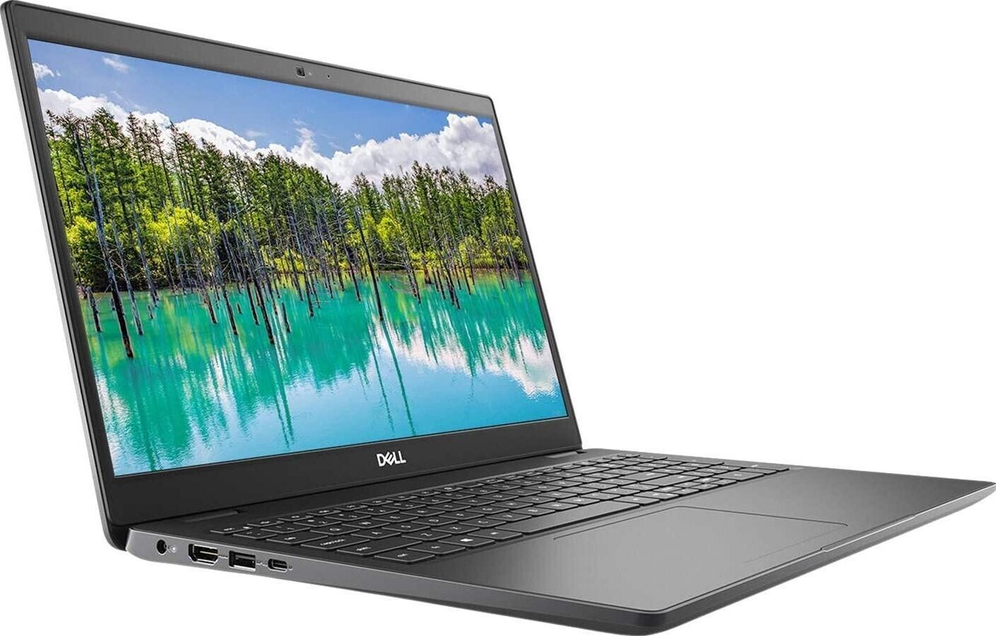 """DELL LATITUDE 3510 15.6"""" Intel Core i3 4 GB RAM 256 GB SSD Windows 10 Pro (TOUCHSCREEN)"""