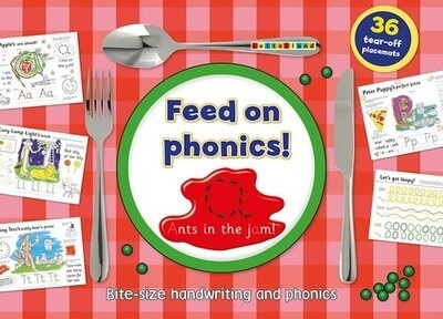Feed on Phonics!_ kolorowanka