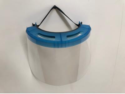 VISIERA TPU medicale - Visera protezione facciale ad uso individuale in materiale medicale e senza lattice