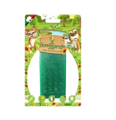 MY DOGPHONE -  Giochi vegetali masticabili biodegradabili per cani e gatti a forma di cellulare