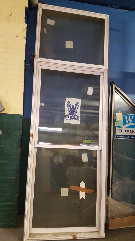 """Window 40""""W x 10ftH, new"""