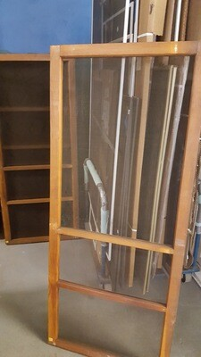 Old Wood Screens for doors or windows
