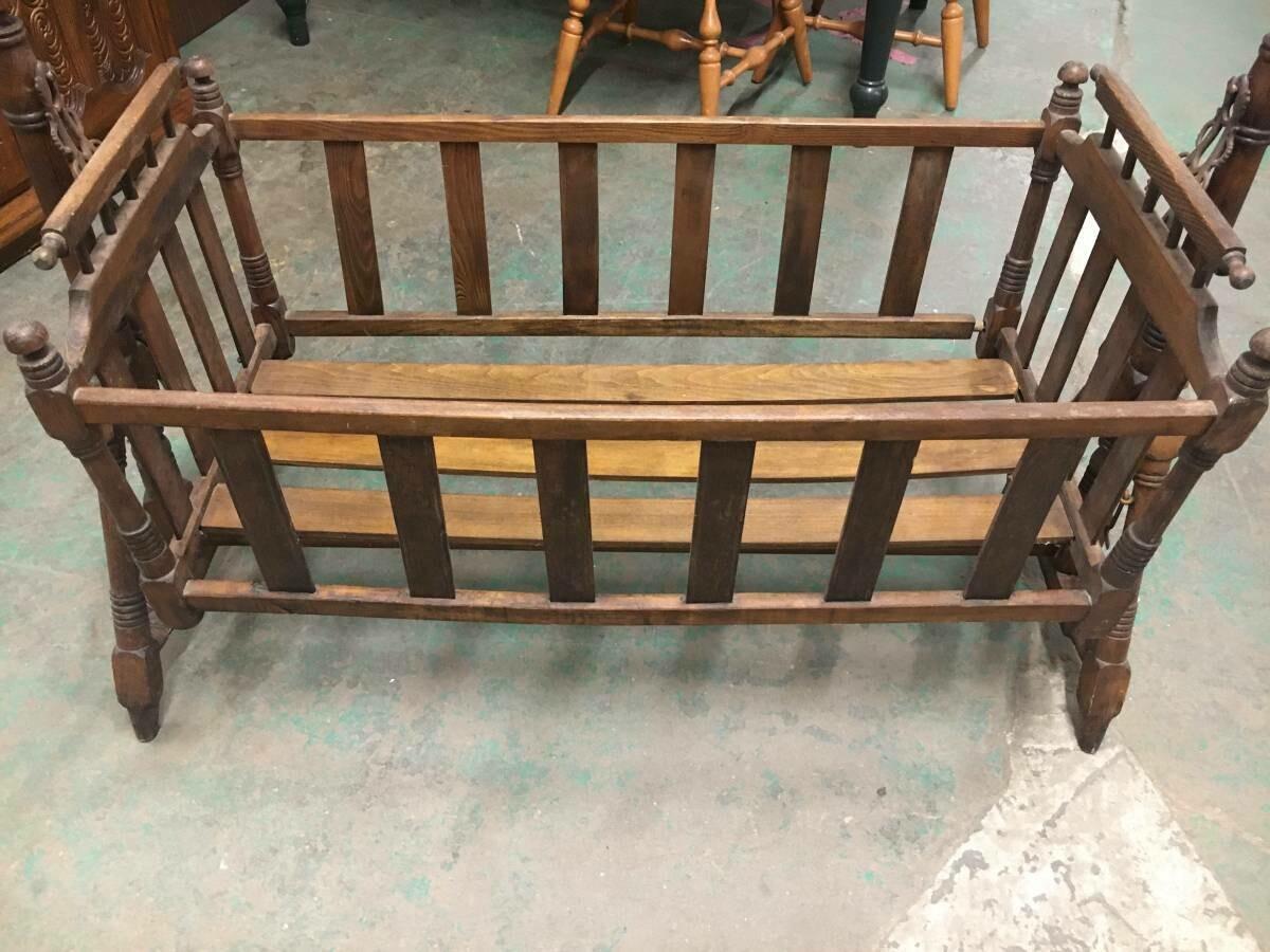 Antique Swing Cradle (CL)