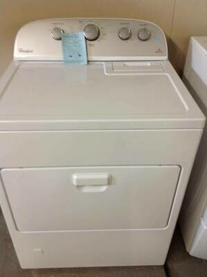Whirlpool Dryer, natural gas