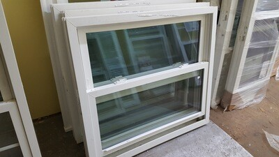 Harvey Window, 38 x 34.25 (WP-011) white