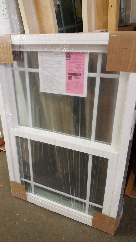 Window, 31.75 X 45.25 (WA-109) new