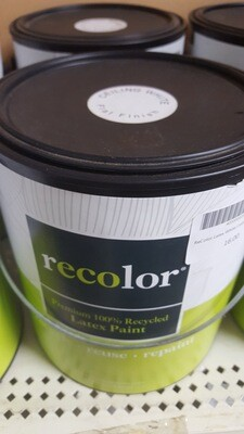 ReColor Latex White Ceiling Paint