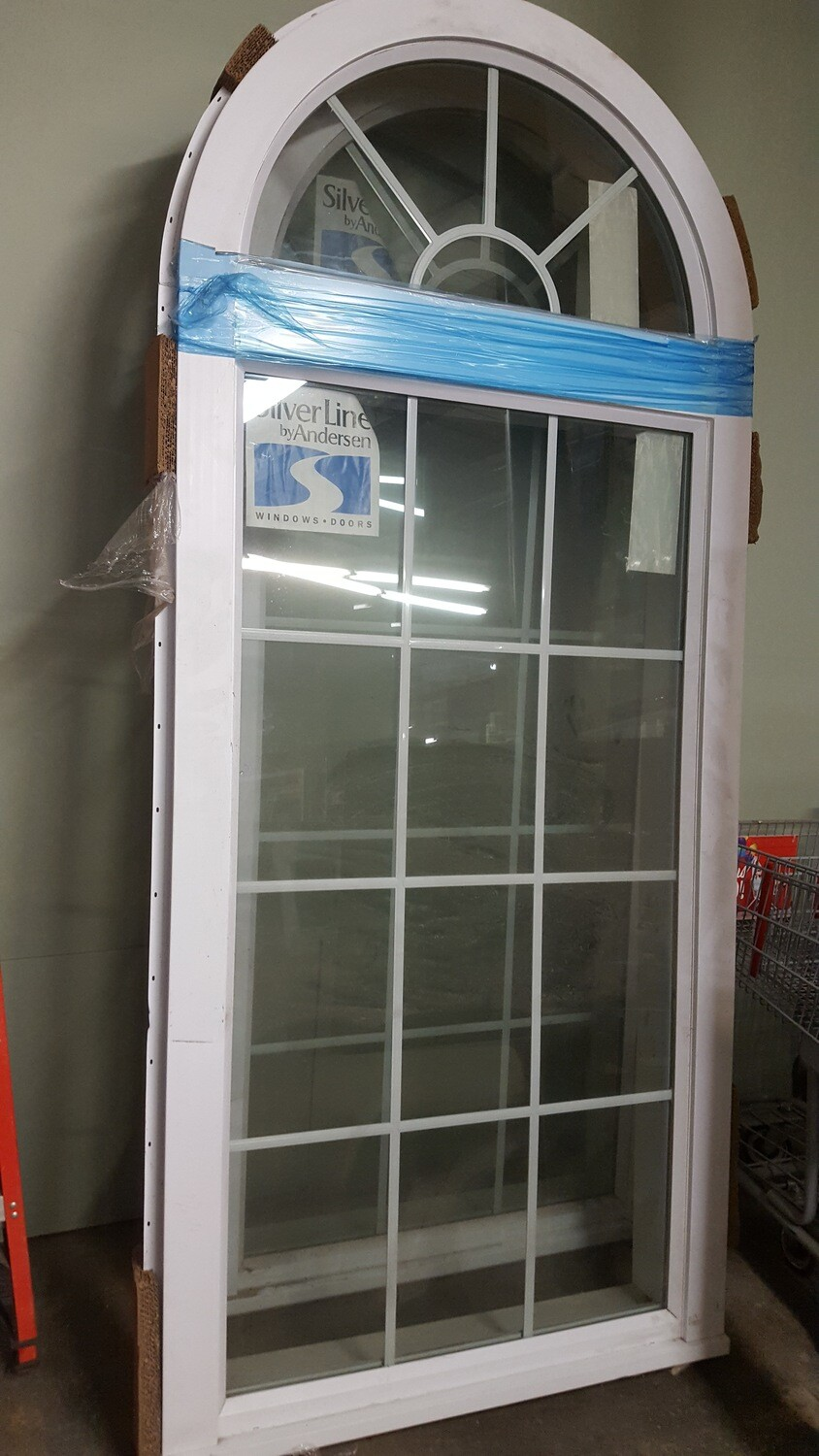Andersen Windows with arch
