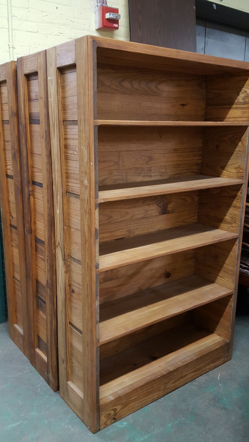 """""""This End Up"""" style Bookcase"""