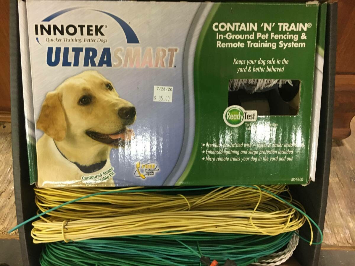 Contain 'n Train Pet Fencing by Innotek