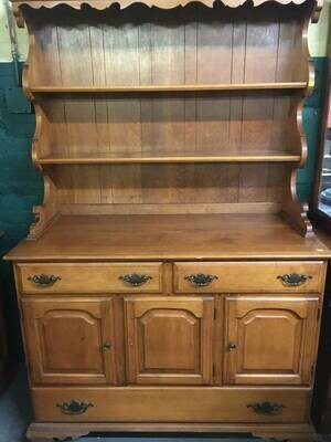 Maple Hutch by Beals