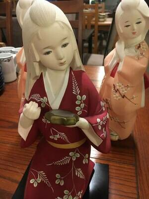 Japanese Toyo Porcelain Figurines