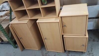 Cubicle Storage Set