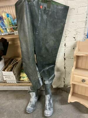 Waders, size 10