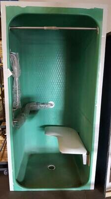 Transfer Shower Stall