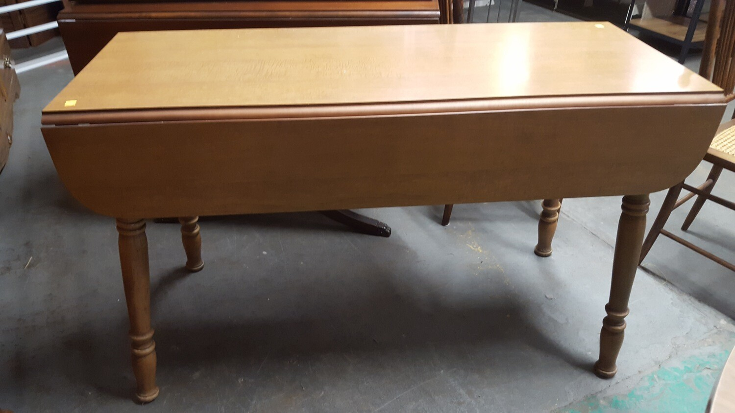Drop-Leaf Dining Table, no chairs