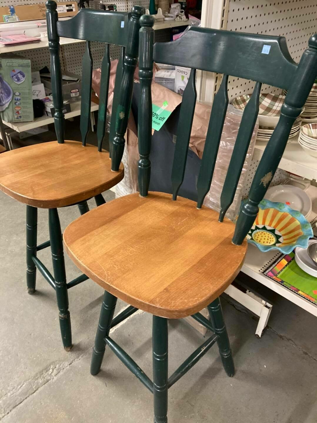 Swivel Bar Stools, discount available