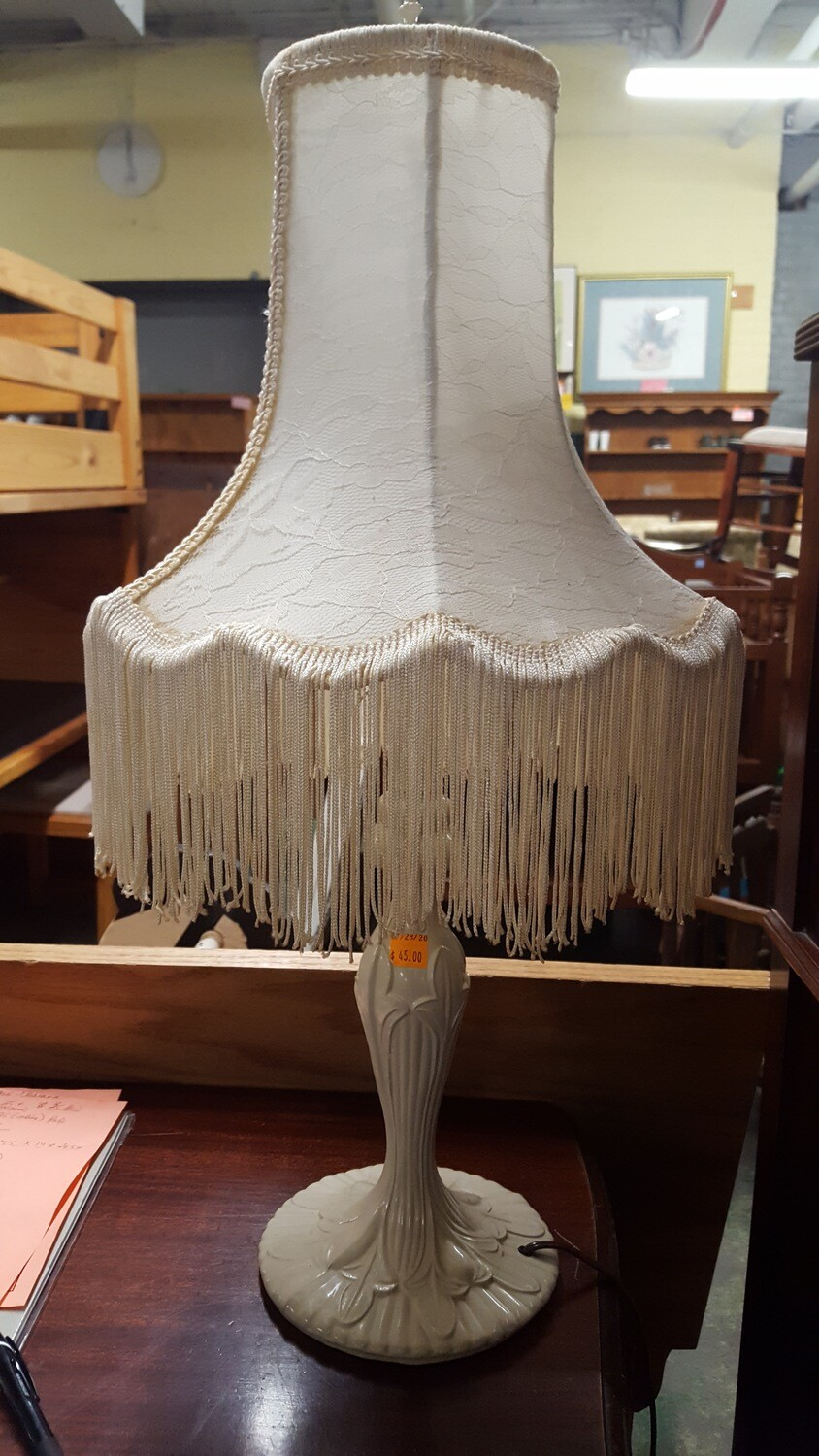 Fringed Lamp  (CL)