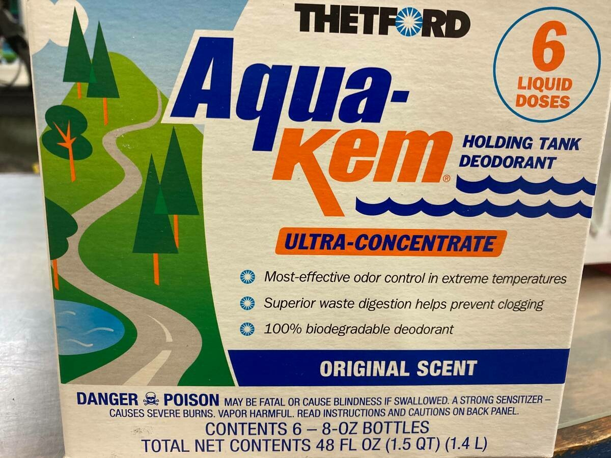 Aqua-Kem RV Holding Tank Deodorant & Treatment