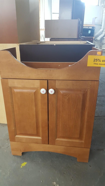 """Woodcrafters Vanity, 25""""  (OR)"""