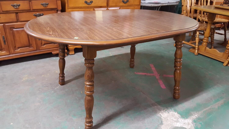 Oak Dining Table (GR)