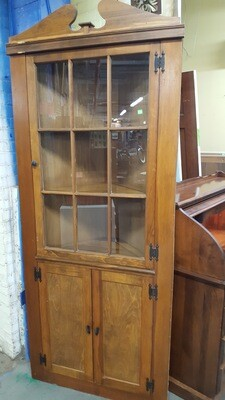 Corner Hutch, Upcycle! (GR)