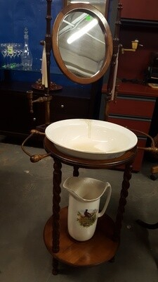Reproduction Wash Stand  (GR)