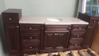 Large Bathroom Vanity unit, new